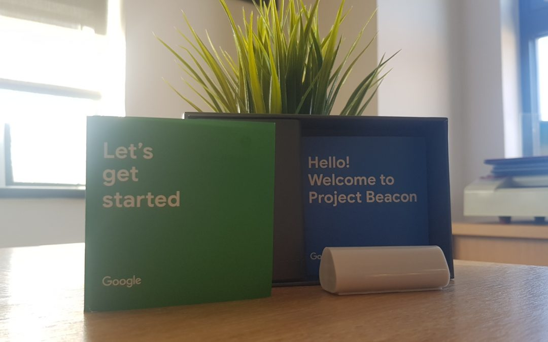 Project Beacon appeared in my mailbox, what should I do with it ?