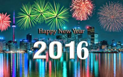2016 – A New Beginning