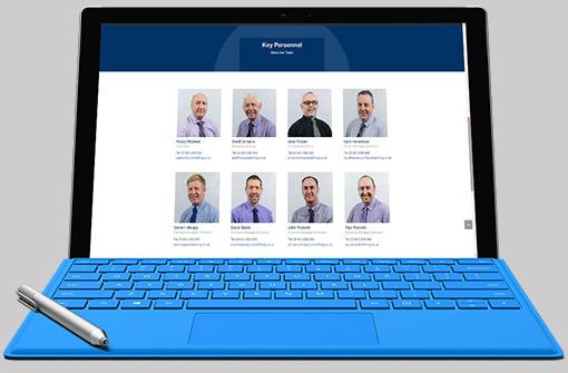 Plunkett website